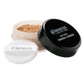 Benecos poudre libre minérale Beige Moyen 10 gr