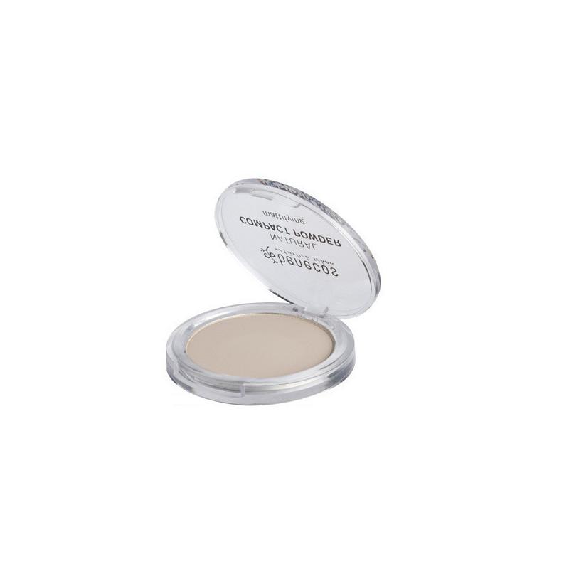 Benecos poudre compacte porcelaine 9 gr