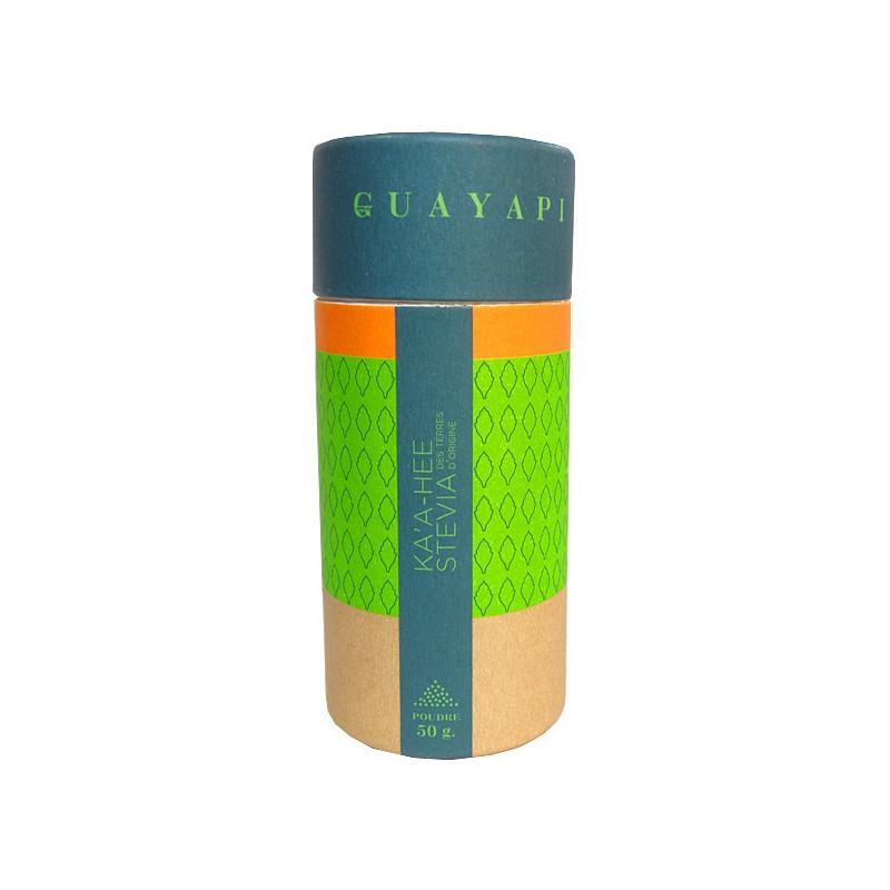 Stevia poudre 50 gr guayapi 50gr