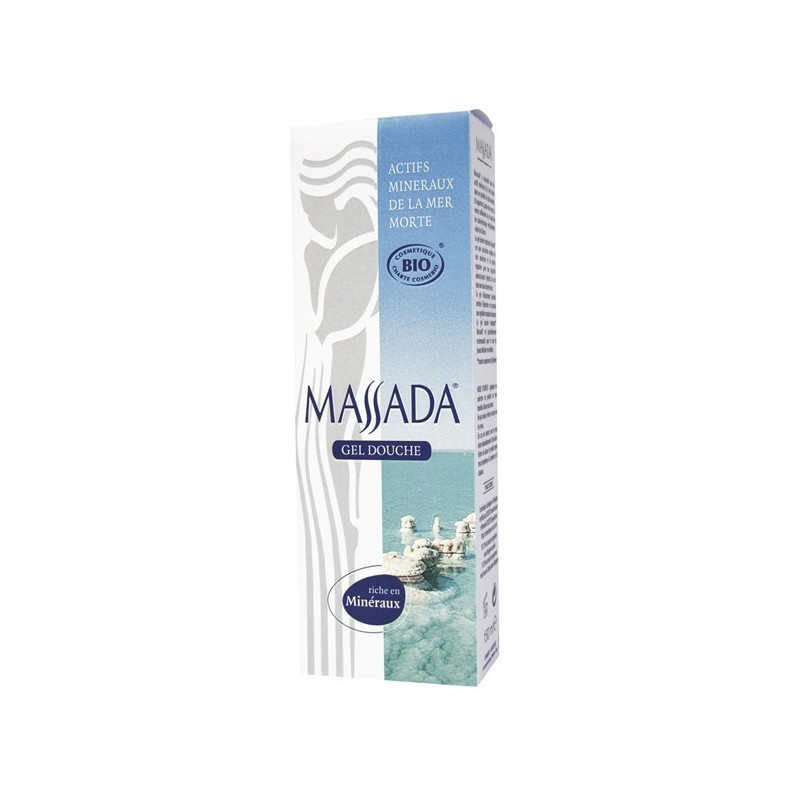 Massada Gel Douche Bio 150 ml