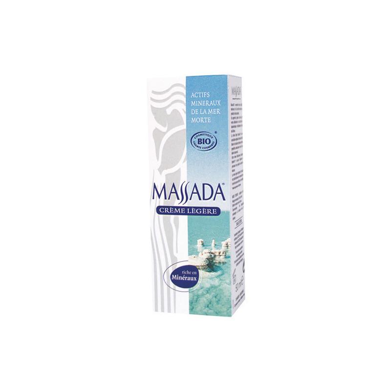 Massada Crème Visage Bio 50 ml