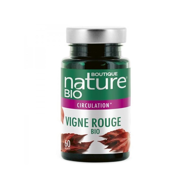 Vigne rouge bio 60 gélules Bio