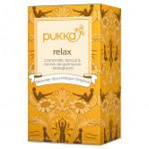 Tisane Pukka Relax 20 sachets