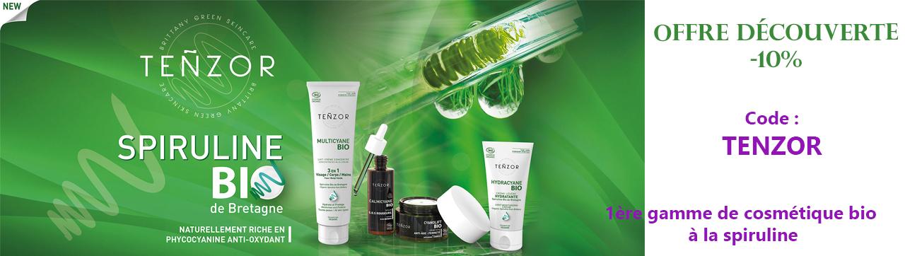 Nature & Forme, spécialiste référent en compléments alimentaires naturels, bio, santé/detox/antioxydants et cosmétiques bio, propose 4 € de réduction sur la totalité de ses produits