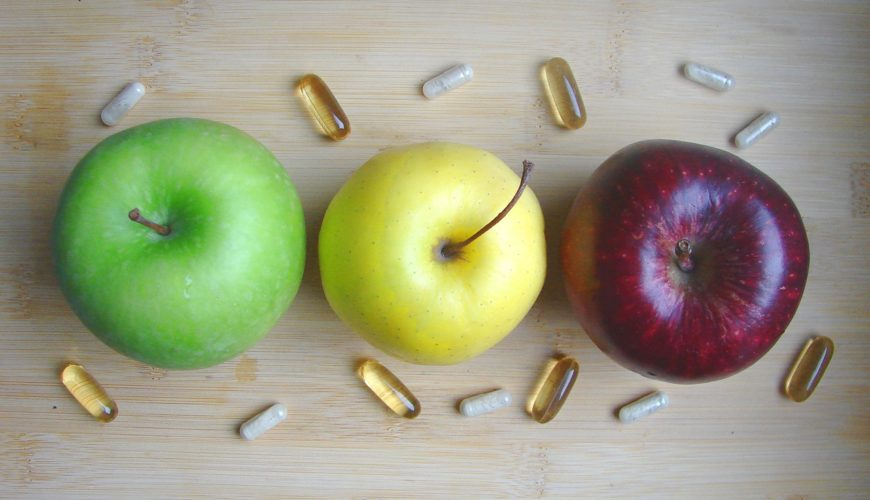 Pommes gellules