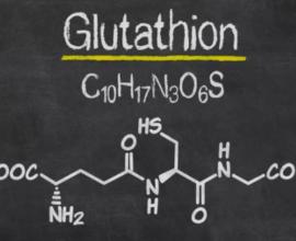 Glutathion antioxydant